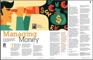 Olivia Maragna - CEO Magazine - Managing Money