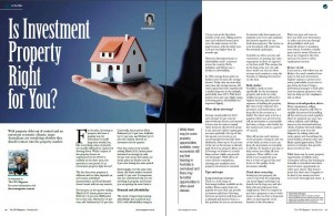 Is investment property right for me?